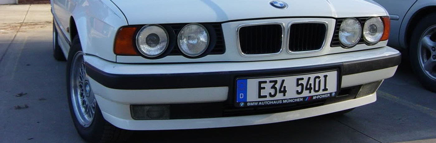 German Style Number Plates Tinting Expert